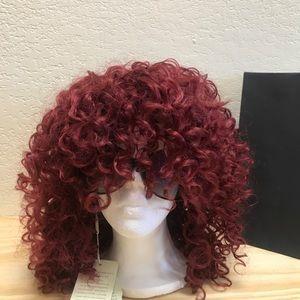 Other - Kinky Cury Wig 💋